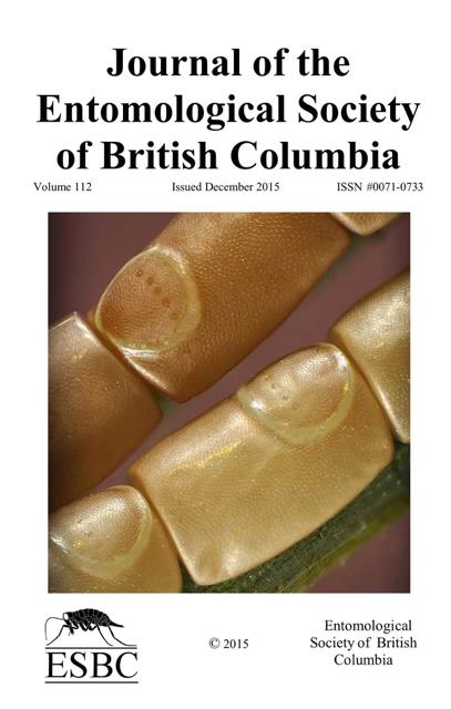 Cover image, JESBC 2015, Vol. 112